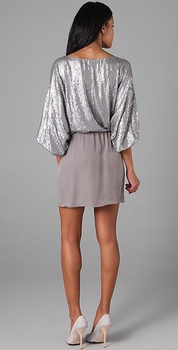 Parker Allover Sequins Dress