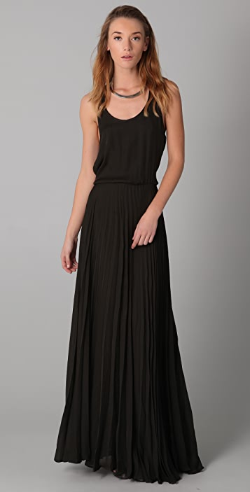 cffc74fe80 Parker Pleated Maxi Dress | SHOPBOP