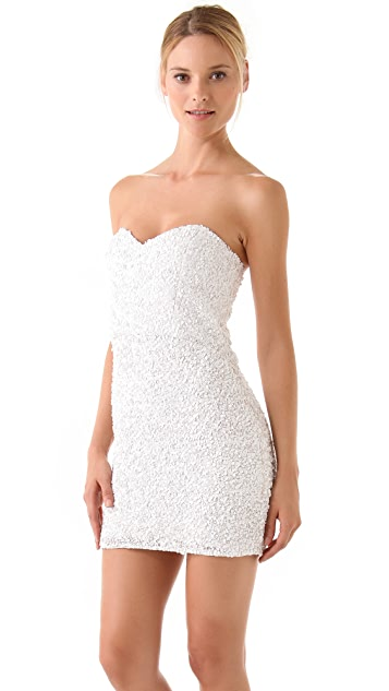 Parker Strapless Dress