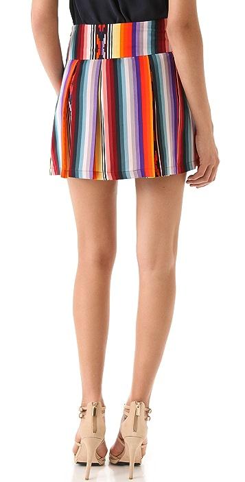 Parker Pleated Skirt