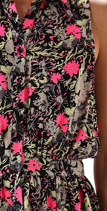 Parker Sleeveless Shirtdress