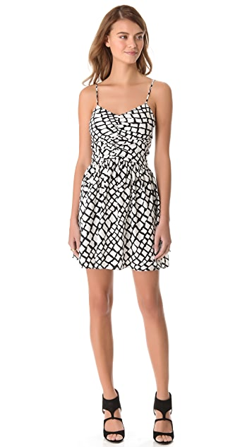 Parker Ruched Front Dress
