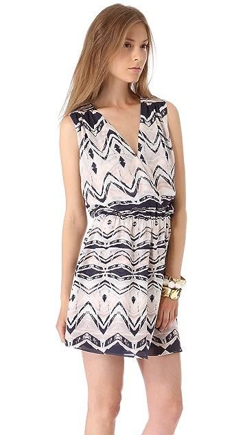 Parker Karen Printed Dress