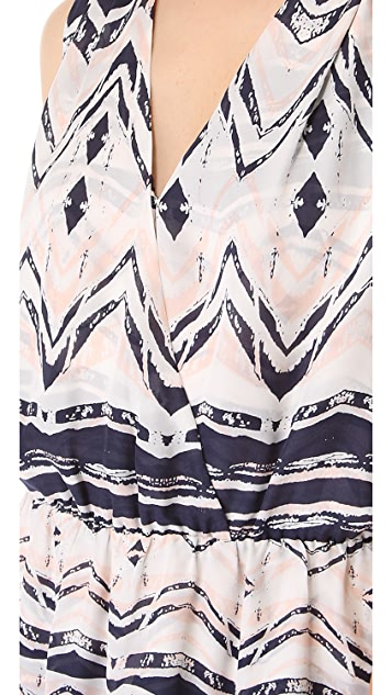 Parker Karen Printed Dress