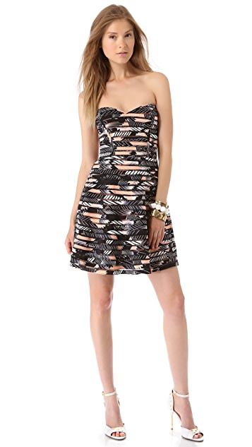 Parker Molly Strapless Dress