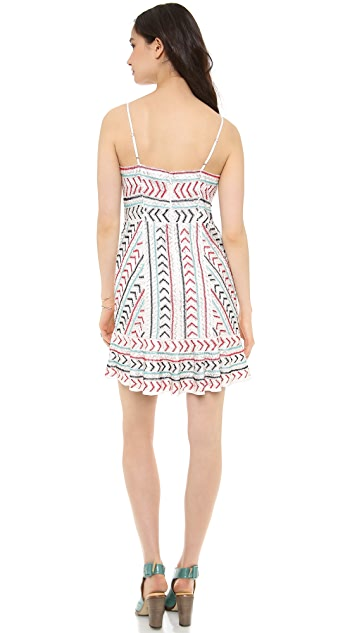 Parker Casey Beaded Dress