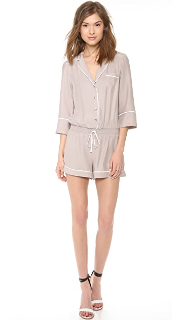 Parker Ally Combo Romper
