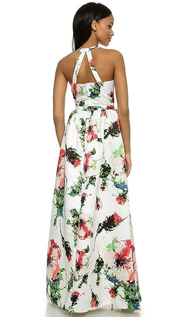 Parker Parker Black Courtland Dress