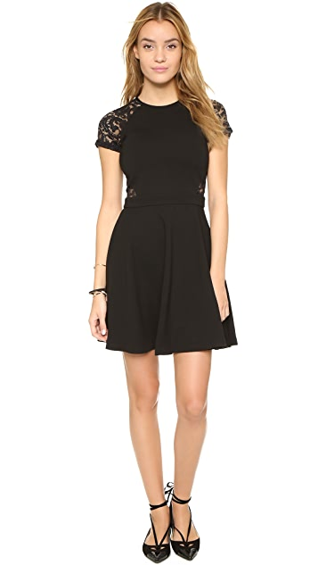 Parker Anabella Combo Dress