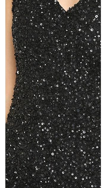 Parker Parker Black Brookdale Dress
