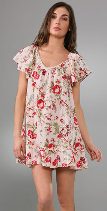 PJK Patterson J. Kincaid Maggie Dress