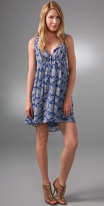 PJK Patterson J. Kincaid Erin Pleated Dress