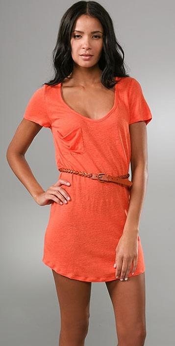 PJK Patterson J. Kincaid Olvera Pocket Dress