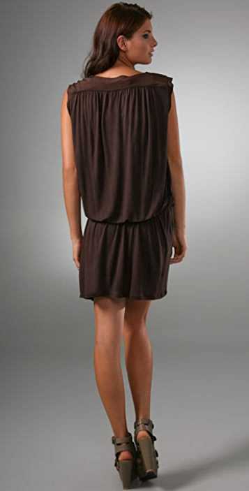 PJK Patterson J. Kincaid Cammy D String Dress