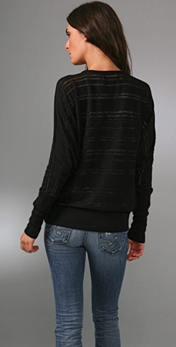 PJK Patterson J. Kincaid Montecito Cardigan Sweater