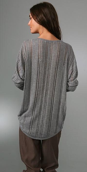 PJK Patterson J. Kincaid Seoul Pullover Sweater
