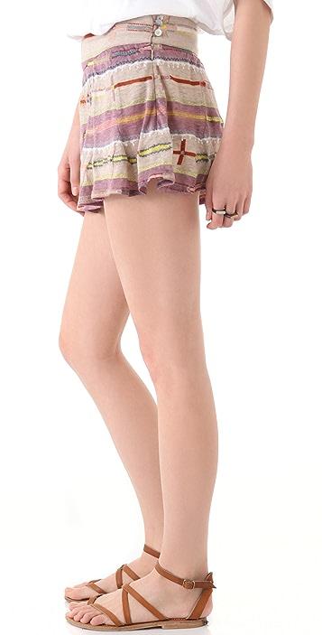 PJK Patterson J. Kincaid Riley Shorts