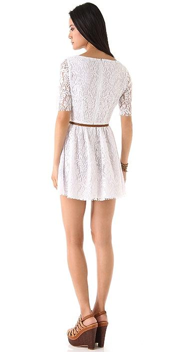 PJK Patterson J. Kincaid Darling Lace Dress