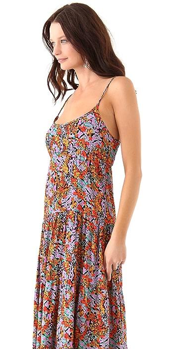 PJK Patterson J. Kincaid Lady Maxi Dress