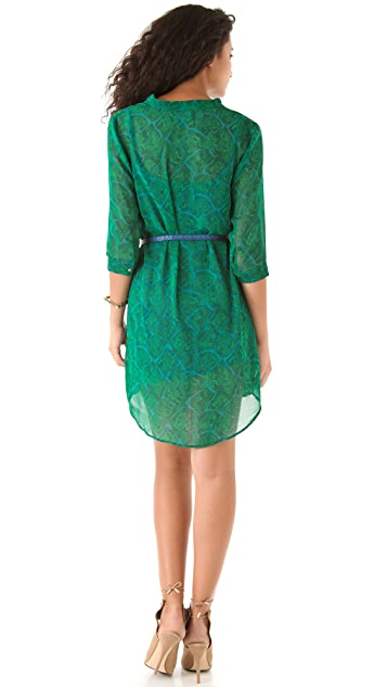 PJK Patterson J. Kincaid Nickie Belted Dress