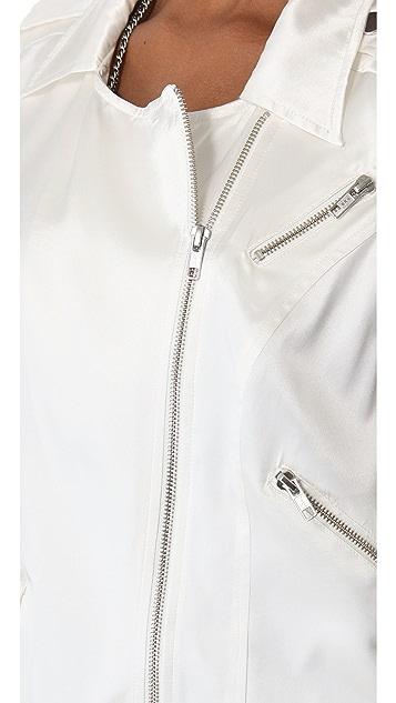 PJK Patterson J. Kincaid Man Repeller x PJK Flynn Moto Vest