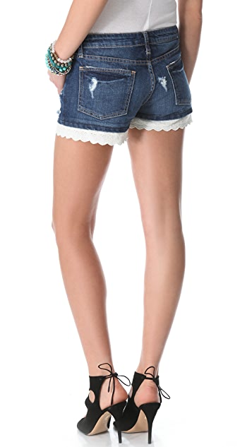 PJK Patterson J. Kincaid Man Repeller x PJK Eyelet Shorts