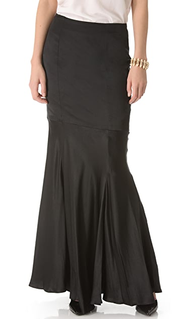 PJK Patterson J. Kincaid Man Repeller x PJK Rapunzel Maxi Skirt