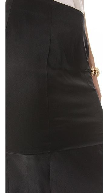 PJK Patterson J. Kincaid Man Repeller x PJK Rapunzel Maxi Skirt