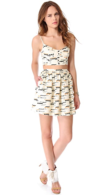 PJK Patterson J. Kincaid Ralin Skirt
