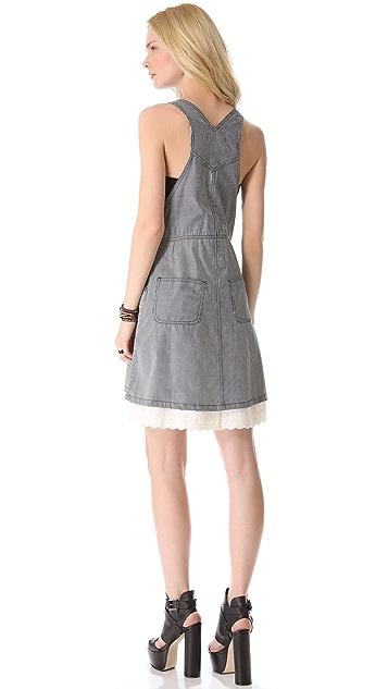 PJK Patterson J. Kincaid PJK x Man Repeller Hawkeye Dress