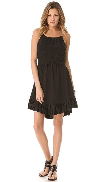 PJK Patterson J. Kincaid Man Repeller x PJK Lilac Pleated Dress