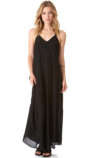 PJK Patterson J. Kincaid Manning Maxi Dress