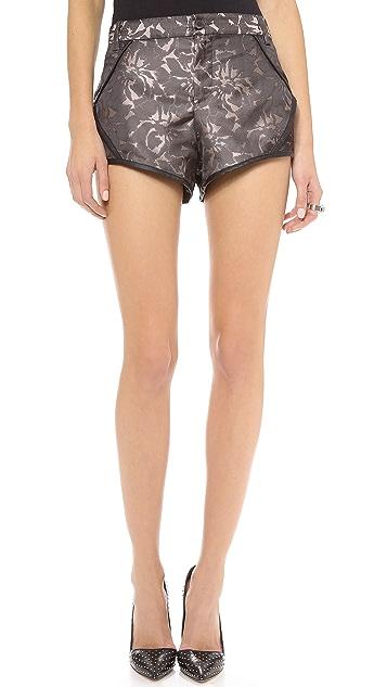 PJK Patterson J. Kincaid Truffle Shorts