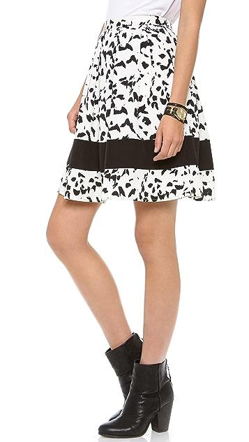 PJK Patterson J. Kincaid Vine Skirt