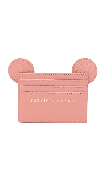 Patricia Chang Hamster Card Case