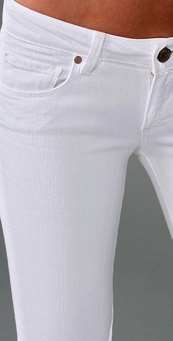 PAIGE Melrose Straight Leg Jean