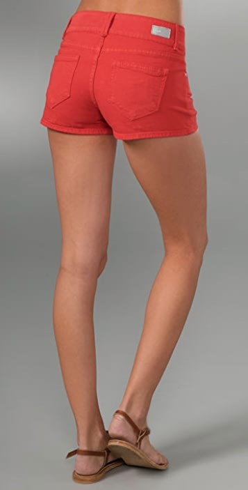 PAIGE Mariposa Shorts