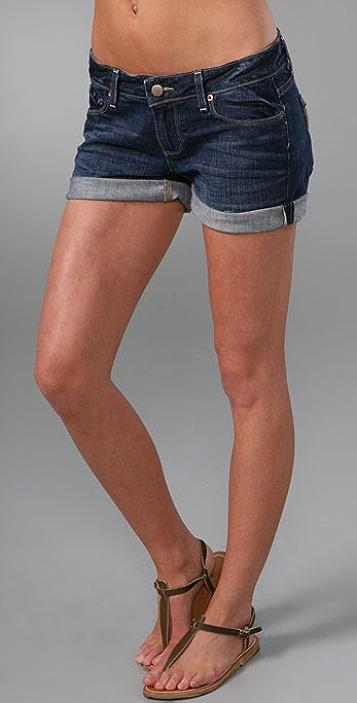 PAIGE Jimmy Jimmy 2 Jean Shorts