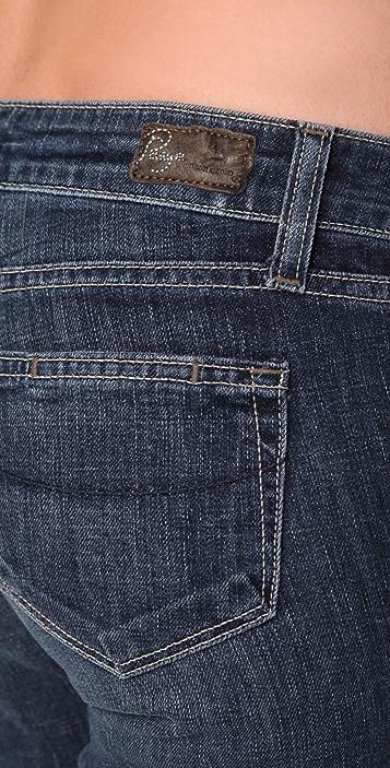 PAIGE Lauren Canyon Boot Cut Jeans