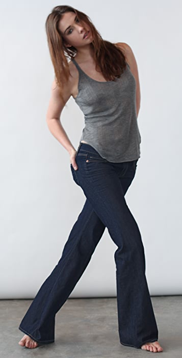 PAIGE Bentley Wide Leg Jeans