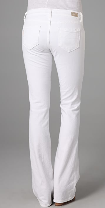PAIGE Union Laurel Canyon Maternity Jeans