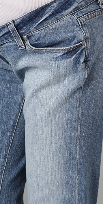 PAIGE Westbourne Jimmy Jimmy Skinny Maternity Jeans