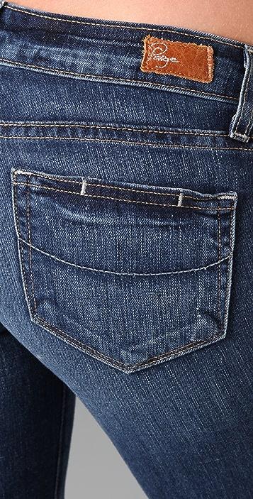 PAIGE Bentley Wide Leg Jeans