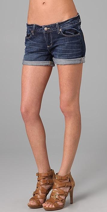 PAIGE Jimmy Jimmy Denim Shorts