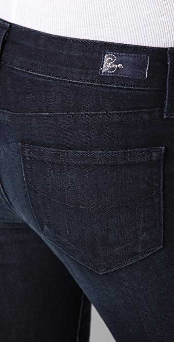 PAIGE Union Skyline Maternity Jeans