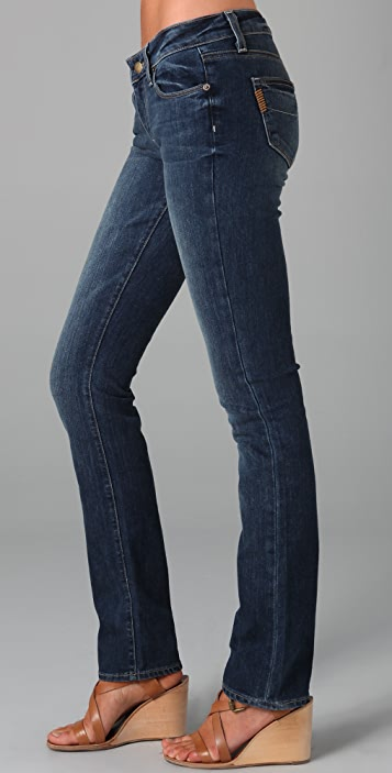 PAIGE Skyline Drive Straight Leg Jeans