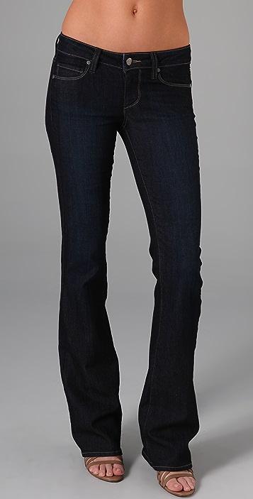 PAIGE Skyline Boot Cut Jeans