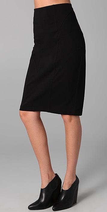 PAIGE Durango Skirt