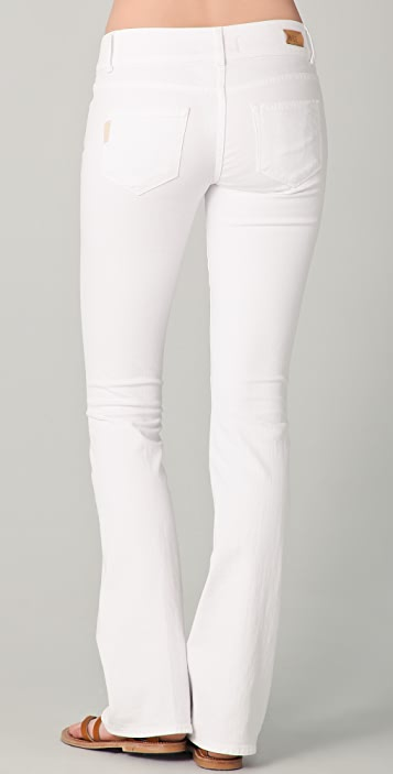 PAIGE Hidden Hills Boot Cut Jeans