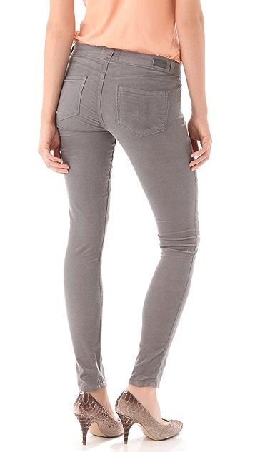 PAIGE Verdugo Ultra Skinny Corduroy Pants